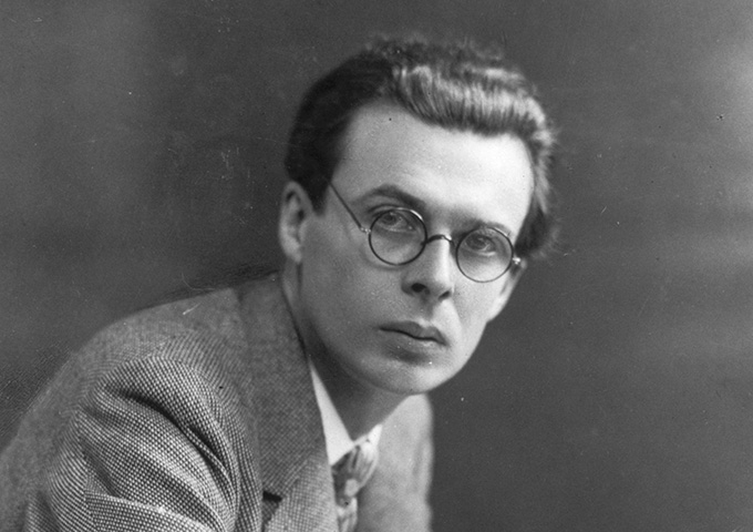 image of Aldous Huxley